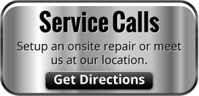 Service Calls. Setup an onsite repair or meet us at our location. Get Directions