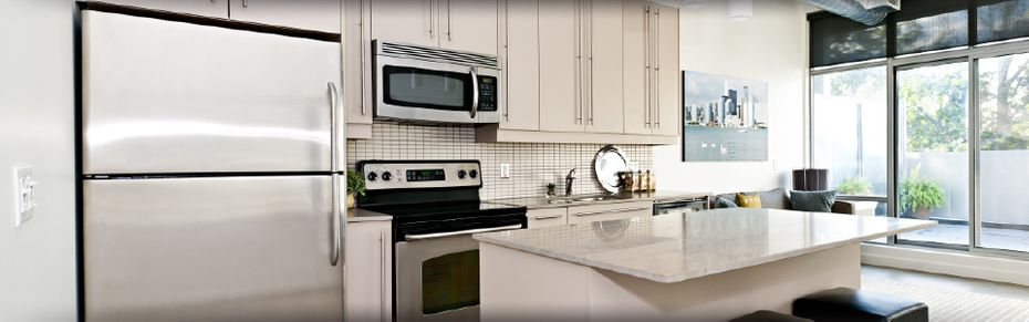upscale kitchen appliances